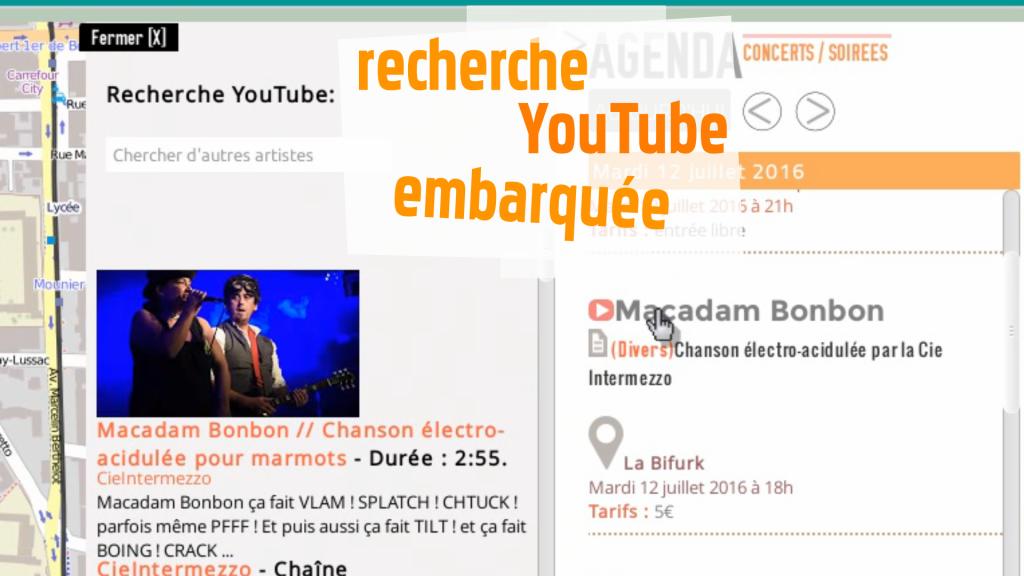 nkit recherche youtube