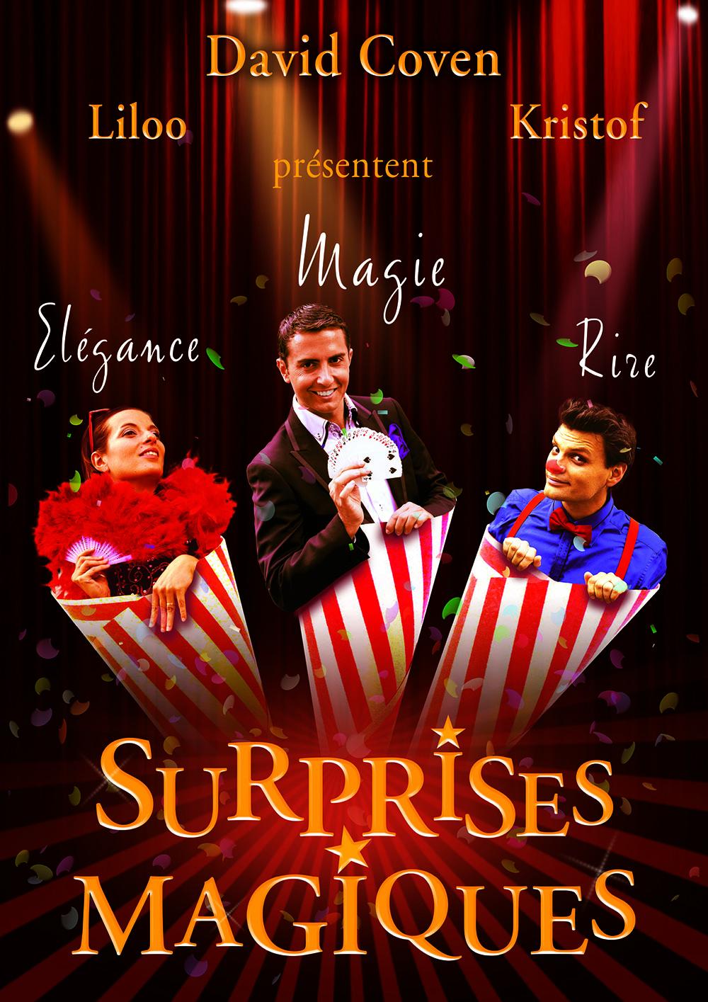 Affiche_A4 Surprises magiques